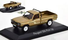 Peugeot 504 pick up 4x4 dangel 1985 beige metallic  1:43 Norev 475457 diecast