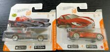 Mattel Hot Wheels id Batmobile TV 6/8 und Aston Martin One-77 7/8 top in OVP