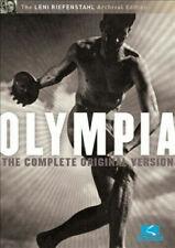Olympia Complete Original Version 0825307915990 DVD Region 1
