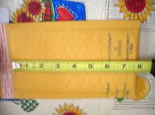 one dozen size # 000 4. 1/2 x 7. 1/2 bubble mailers