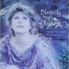 Annie Haslam Blessing In Disguise CD+Bonus Tracks NEW SEALED  Folk Renaissance