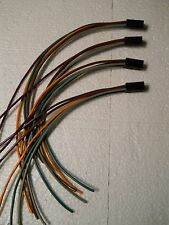 One Old School Hifonics Amp Plug/Harness for Some Series IV Series VII Amps 16ga