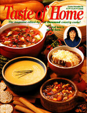 Books: #1092 Taste of Home Cooking Magazine 1996