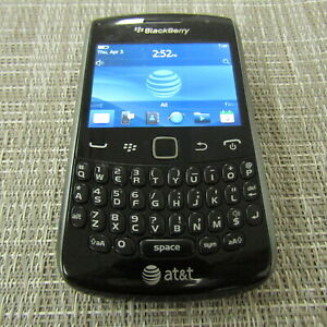 BLACKBERRY CURVE 9360 - (AT&T) CLEAN ESN, WORKS, PLEASE READ!! 38819