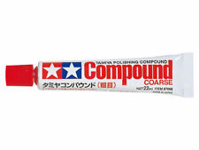 Tamiya 87068 Polish Compound ruvido modellismo