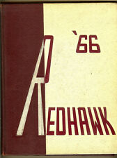 1966 North Tama,Traer, Iowa IA, Elementary, High School Redhawk Yearbook