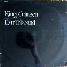 King Crimson - Earthbound - Vinyl LP 33T 1972