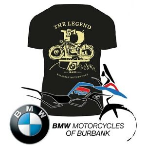 Iconic R 51 T-Shirt Genuine BMW Motorrad Motorcycle STYLE