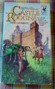 CASTLE ROOGNA-PIERS ANTHONY- DEL REY SCI-FI-1981