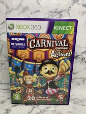 Carnival Games in Aktion Xbox 360 (Kinect erforderlich) UK PAL ** Kostenlose UK Versand **