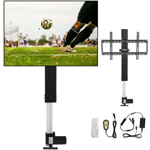 """20"""" Motorized TV Lift Bracket With Remote Controller For 28-32"""" TVs 500mm"""