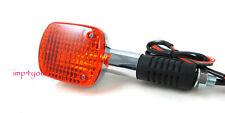 1PC Front Turn Signal Indicator with stem for Honda V65 Magna VF1100C 83-86