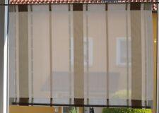 Scheibengardinen Breite 60 cm x Höhe 43 cm -  neu  - modern - Gardine - Paneel