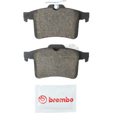 New Brembo Disc Brake Pad Set Rear P36026N Jaguar XF XFR XFR-S XJ XJR XKR XKR-S