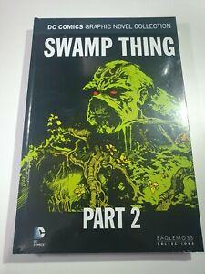 Eaglemoss DC Comics Graphic Novel Collection Swamp Thing Part 2
