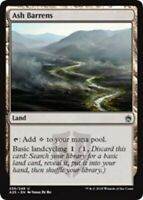 Ash Barrens - Foil x1 Magic the Gathering 1x Masters 25 mtg card