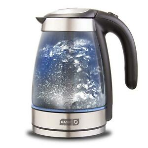 Illusion Mirrored Electric Kettle, Cordless kettle, 1.7-liter (Assorted Colors)