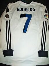 Authentic Ronaldo Real Madrid Jersey 2012 2013 Shirt Camiseta Trikot Maglia XL