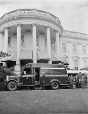 White House Postal Truck Postmaster General James Farely 1939 New 8x10 Photo