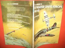 Aircam airwar 10, RAF Fighter Units Europe 1942-45