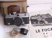 ETAT de NEUF, FOCA PF2, l'un des tous 1ers de 1945, (voir détails)+ accessoires