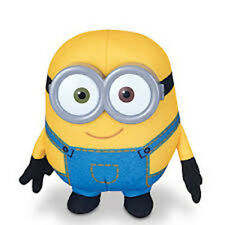 "Despicable Me 2 Plush Buddies - BOB 5"" Soft Toy Genuine Licensed Product"