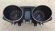 Volkswagen VW Golf Mk6 GTI Instrument Dash Cluster Speedometer 5K6920870D RAL
