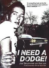 I Need a Dodge! Joe Strummer on the Run New DVD