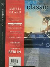 Mercedes Benz Classic UK Issue 2 2015 Amelia Island Meeting Car FREE SHIPPING sb