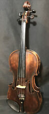 Antique 1820 SIMON KRINER Mittenwald Violin 4/4 Old Fiddle RARE Instrument NR