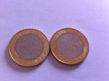 TRES  RARE  PIECE  3€  COMMEMORATIVE  SLOVENIE  2008  NEUVE
