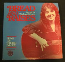 "BREAD AND RAISES ""Songs For Working Women"" 1981 LP sung by Bobbie McGee"
