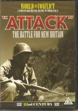 """World In Conflict.""""Attack""""The Battle for New Britain.DVD"""