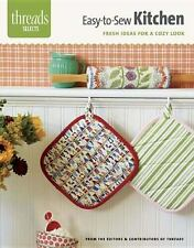 Easy-To-Sew Kitchen: Fresh Ideas for a Cozy Look (Paperback or Softback)