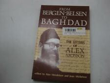 From Bergen-Belsen to Baghdad: The Letters of Alex Aronson
