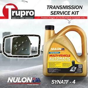 SYNATF Transmission Oil + Filter Service Kit for Ford Territory SZ 8mm Tube