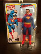 Worlds Greatest Heroes DC Comics Early Bird Superman NIB Mego Style