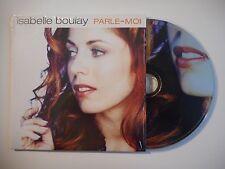 ISABELLE BOULAY : PARLE MOI [ CD SINGLE PORT GRATUIT ]