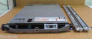 Dell PowerEdge R620 2 x E5-2670 8-CORE 384GB RAM 2x146Gb 1U Rack Mount Server