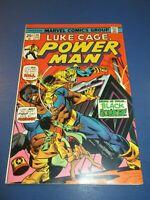 Luke Cage, Power Man #24, VF- 7.5, 1st Appearance Black Goliath