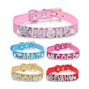 Adjustable Buckle Puppy Cat Collars Leather Dog Collar Running Lead Pet Supplies