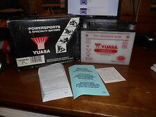 Yuasa Battery Suzuki 82 - 85 GS300 83 - 88 GS450 Yamaha 87 - 88 BW350 YB12B-B2