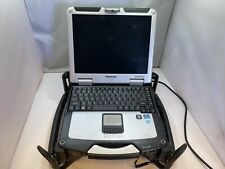 Panasonic Toughbook CF-31 i5-3320|4GB|500GB|Win7 Pro Snap-On Cradle Diagnostics