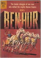 Ben-Hur Movie Four Color Comic Book #1052 Dell Comics 1959 FINE+