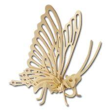 Holzbausatz Schmetterling - 3D Puzzle