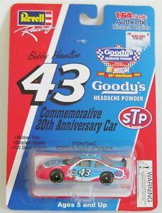 NASCAR Revell Bobby Hamilton Goodys 1:64 Diecast Car 1997