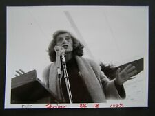 Glossy Press Photo 1985 Eunice Kennedy Shriver Center for Retarded In Waltham