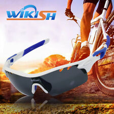 Polarized Cycling Glasses 5 Lens Replaceable Google Outdoor Sports Eyewear UV400