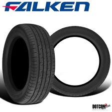 2 X Falken Sincera SN250 A/S 235/45R18 94V All Season Performance Touring Tires