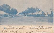 C234) MARSALA (TRAPANI), VIALE CENTRALE PORTA NUOVA. VINO, VERMOUTH VERNETTI. VG